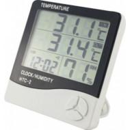 Термогигрометр VOLTRONIC HTC-2