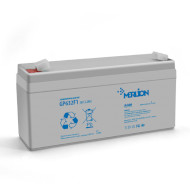 Акумуляторна батарея MERLION GP632F1 (6В 3.2Ач)