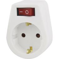 Мережевий фільтр-розетка EMOS P00262 White
