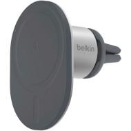 Автотримач для смартфона BELKIN Magnetic Car Vent Mount (WIC003BTGR)