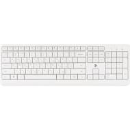 Клавіатура бездротова 2E KS220 White (2E-KS220WW)