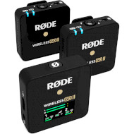 Мікрофонна система RODE Wireless GO II Black (400.836.009)