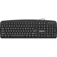 Клавіатура DEFENDER Office HB-910 (45910)