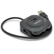USB хаб VEGGIEG V-U2405 4-port
