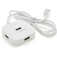 USB хаб VEGGIEG V-U2408 4-port