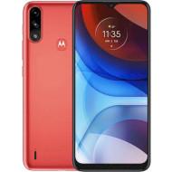 Смартфон MOTOROLA Moto E7 Power 4/64GB Coral Red