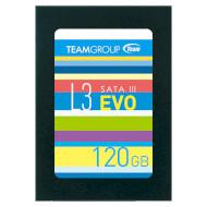 """SSD TEAM L3 EVO 120GB 2.5"""" SATA (T253LE120GTC101)"""