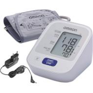 Тонометр OMRON M2 Basic (с адаптером, манжета 22-32 см)