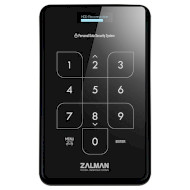 """Карман ZALMAN ZM-SHE500 для HDD/SSD 2.5"""" USB3.0"""
