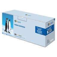 Тонер-картридж G&G для Canon LBP6000/6020, MF3010, HP LО Pro P1102/P1102w/1214nfh, M1132/M1212nf/M1217nfw Black (G&G-725)