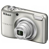 Фотоаппарат NIKON Coolpix A10 Silver