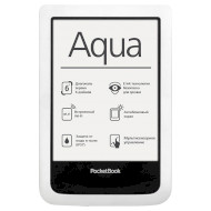Электронная книга POCKETBOOK 640 Aqua White