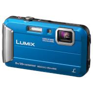 Фотоапарат PANASONIC Lumix DMC-FT30 Blue (DMC-FT30EE-A)