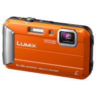 Фотоаппарат PANASONIC Lumix DMC-FT30 Orange