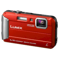 Фотоаппарат PANASONIC Lumix DMC-FT30 Red