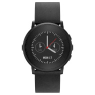 Смарт-часы PEBBLE Time Round 20 mm Black
