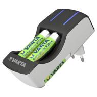 Зарядное устройство VARTA Easy Line Pocket Charger + 2 x AA 2100 mAh + 2 x AAA 800 mAh (57642 301 431)