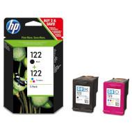 Набор картриджей HP 122/122 Black+Color (CR340HE)