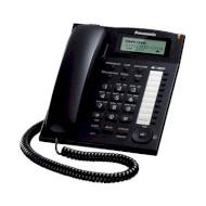 Проводной телефон PANASONIC KX-TS2388 Black