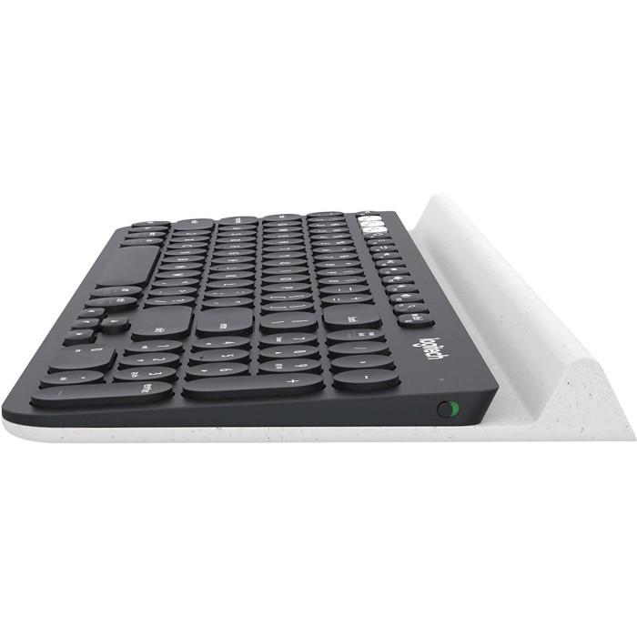 Клавіатура бездротова LOGITECH K780 Multi-Device (920-008043)