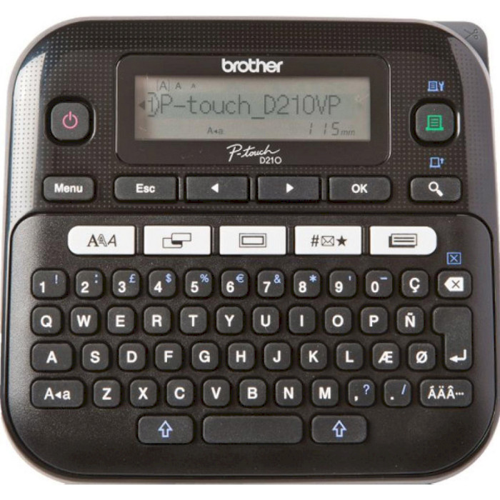 Принтер наліпок BROTHER P-Touch PT-D210