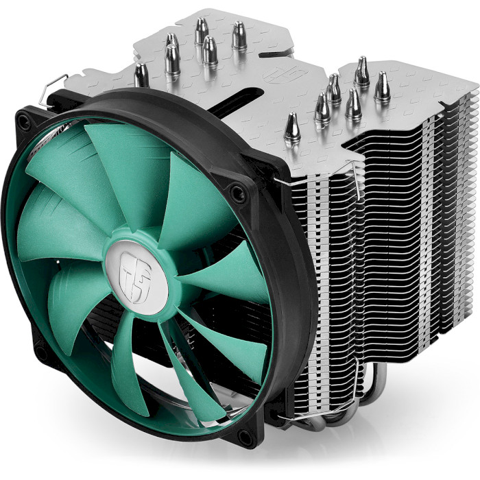 Кулер для процессора DEEPCOOL GAMER STORM Lucifer V2 (DPGS-MCH6N-LCV2)