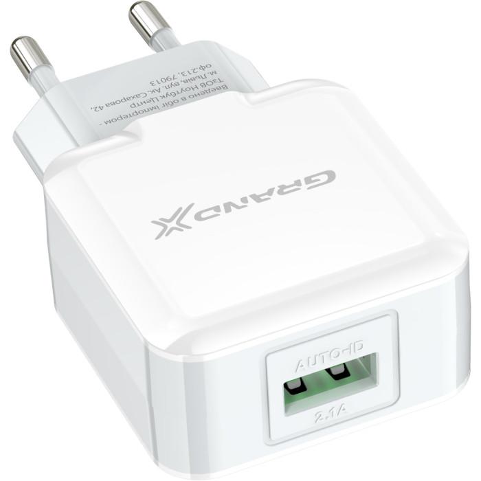 Зарядное устройство GRAND-X CH-03W
