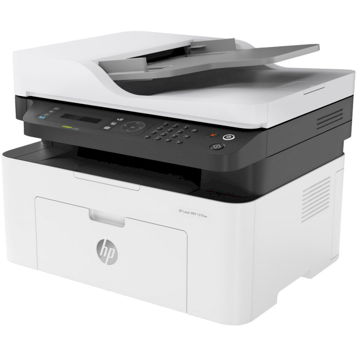 БФП HP Laser MFP 137fnw (4ZB84A)