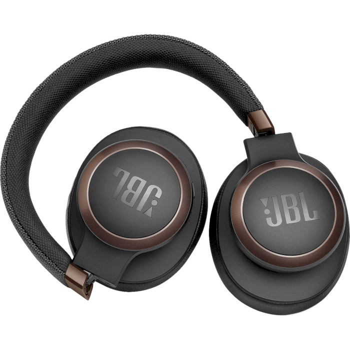 Наушники JBL Live 650BTNC Black