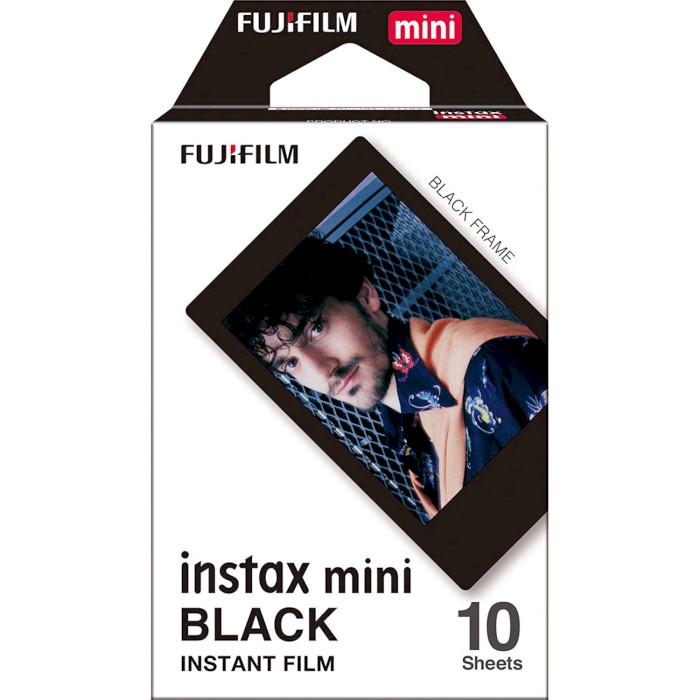 Папір для камер миттєвого друку FUJIFILM Instax Mini Black 10шт (16537043)