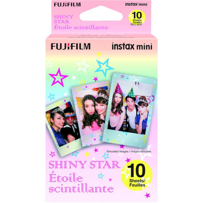 Папір для камер миттєвого друку FUJIFILM Instax Mini Shiny Star 10шт (16404193)