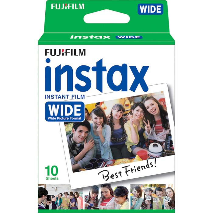 Папір для камер миттєвого друку FUJIFILM Instax Wide White 10шт (16385983)