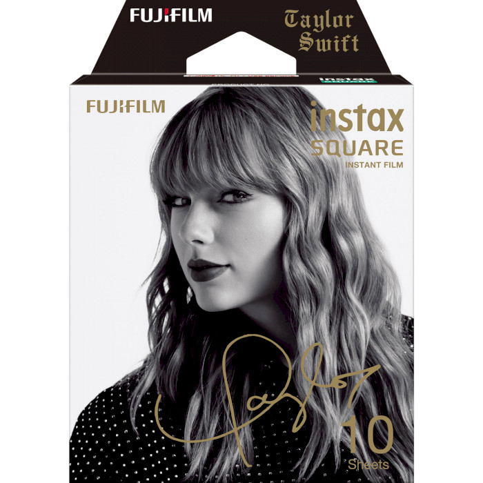 Папір для камер миттєвого друку FUJIFILM Instax Square Taylor Swift Edition 10шт (16601820)