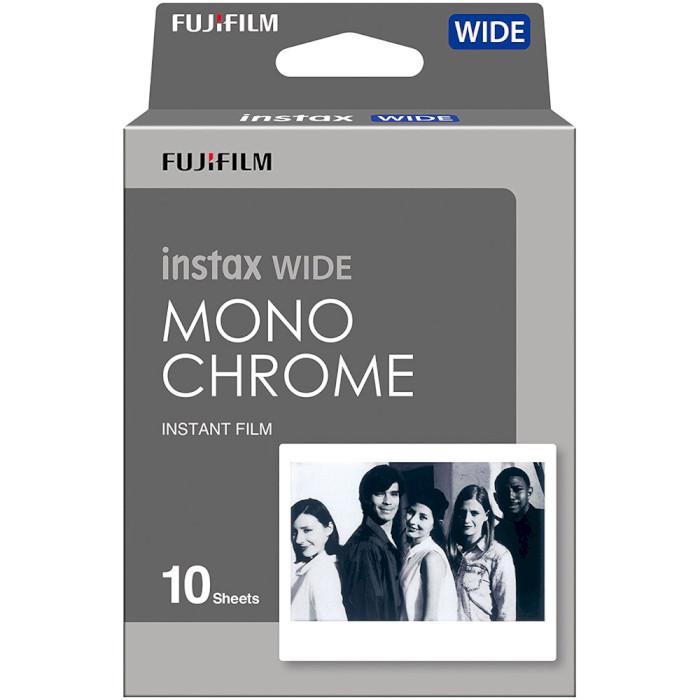 Папір для камер миттєвого друку FUJIFILM Instax Wide Monochrome 10шт (16564101)