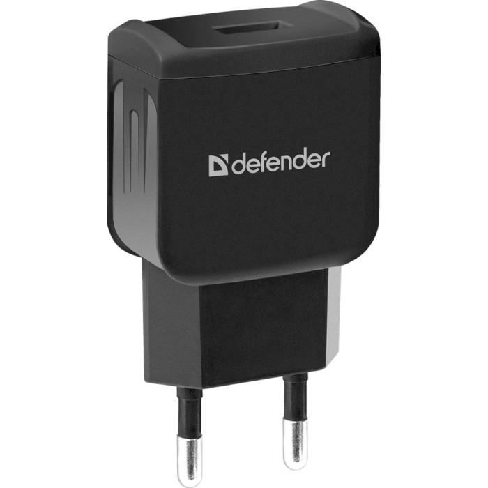 Зарядное устройство DEFENDER EPA-02 Black (83838)