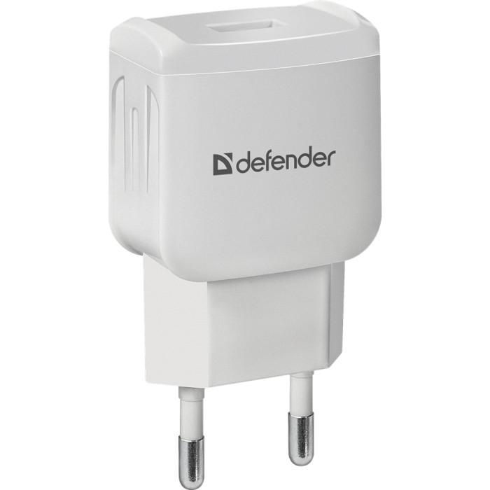 Зарядное устройство DEFENDER EPA-02 White (83839)