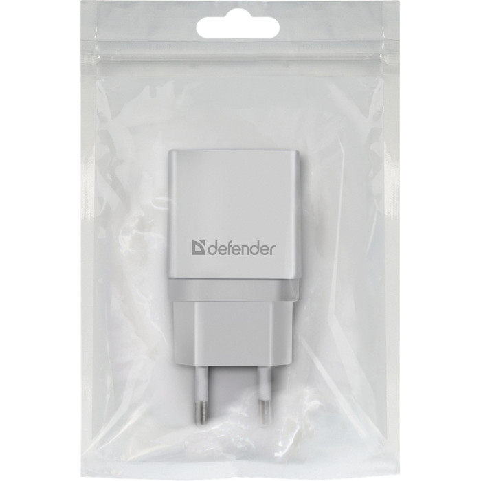 Зарядное устройство DEFENDER EPA-10 White (83549)