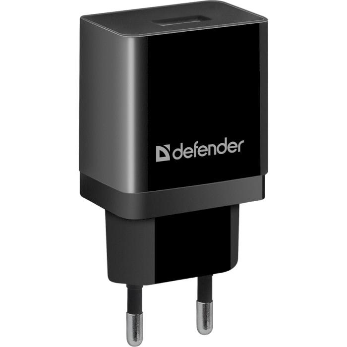 Зарядное устройство DEFENDER UPA-11 Black (83547)