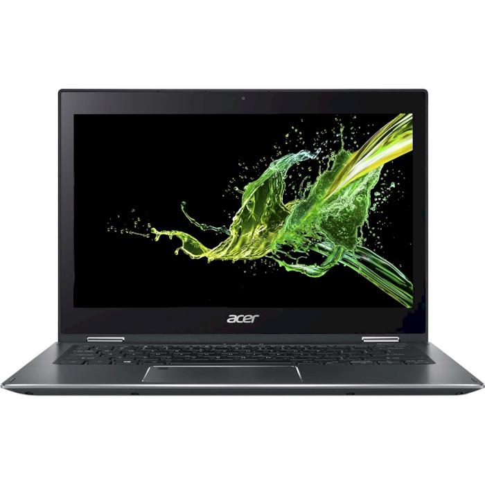 Ноутбук ACER Spin 5 SP513-53N-38UK Steel Gray (NX.H62EU.031)