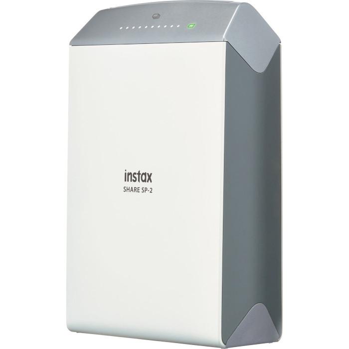 Мобільний фотопринтер FUJIFILM Instax Share SP-2 Silver