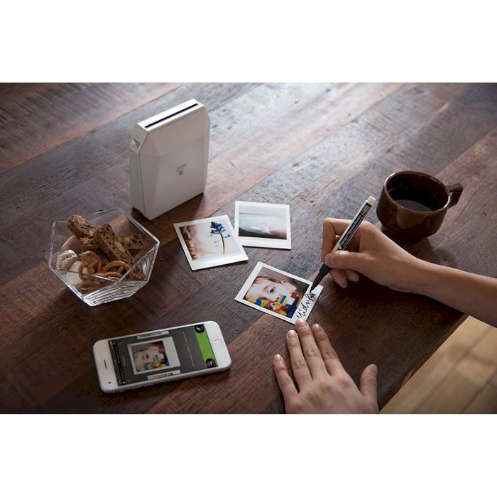 Мобільний фотопринтер FUJIFILM Instax Share SP-3 White