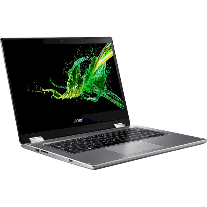 Ноутбук ACER Spin 3 SP314-53N-38C4 Pure Silver (NX.HDBEU.018)