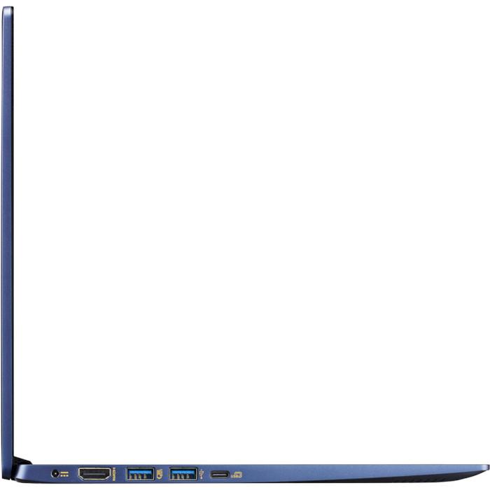 Ноутбук ACER Swift 5 SF515-51T-77UF Charcoal Blue (NX.H69EU.016)