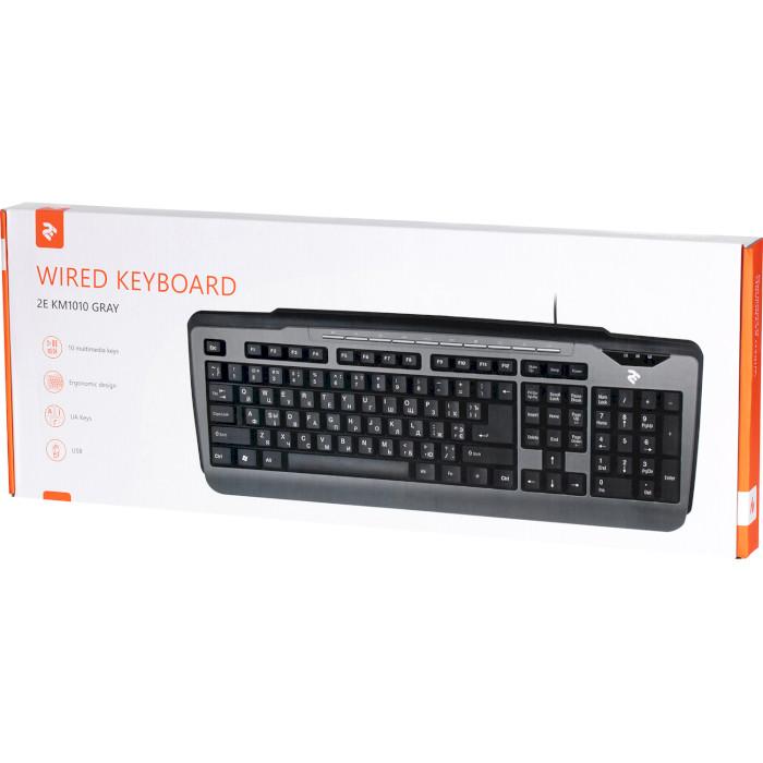 Клавіатура 2E KM1010 (2E-KM1010UB)
