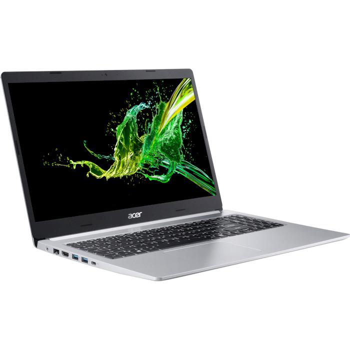 Ноутбук ACER Aspire 5 A515-54G-37WL Pure Silver (NX.HFREU.006)
