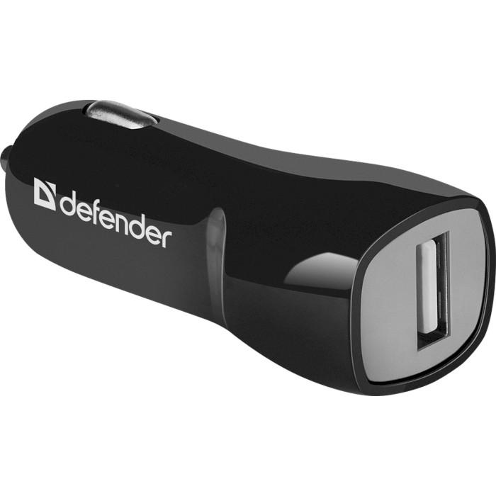 Автомобильное зарядное устройство DEFENDER UCC-12 (83590)