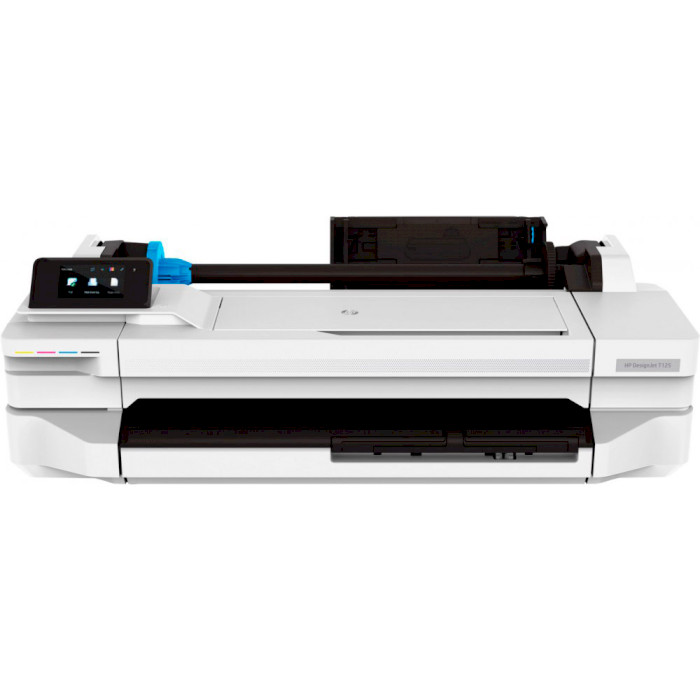 "Широкоформатний принтер 24"" HP DesignJet T125 (5ZY57A)"