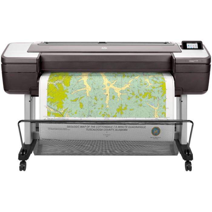 """Широкоформатний принтер 44"""" HP DesignJet T1700 (W6B55A)"""