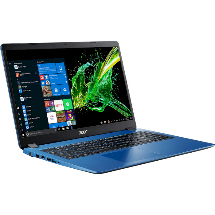 Ноутбук ACER Aspire 3 A315-54-34YD Blue (NX.HEVEU.02E)