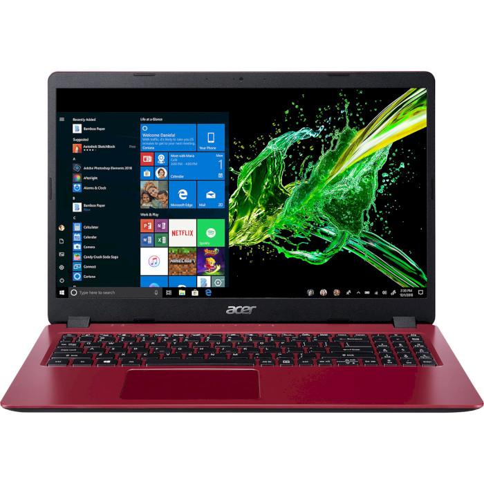 Ноутбук ACER Aspire 3 A315-54-389Q Red (NX.HG0EU.010)